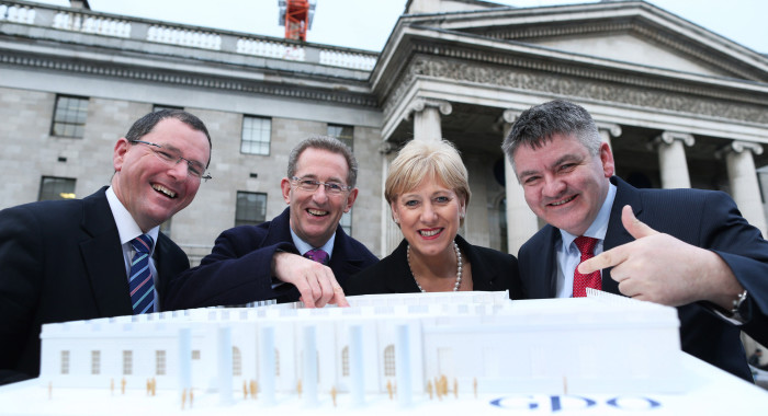 Shannon Heritage wins contract for €7m GPO Centre