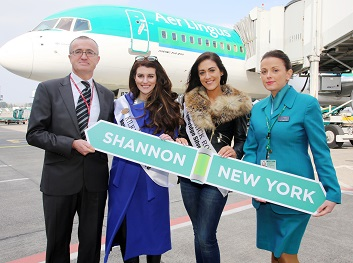 Busy day for transatlantic services as St. Patrick's Day exodus begins
