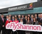 IHF Shannon branch says airport resurgence is having a real impact on business