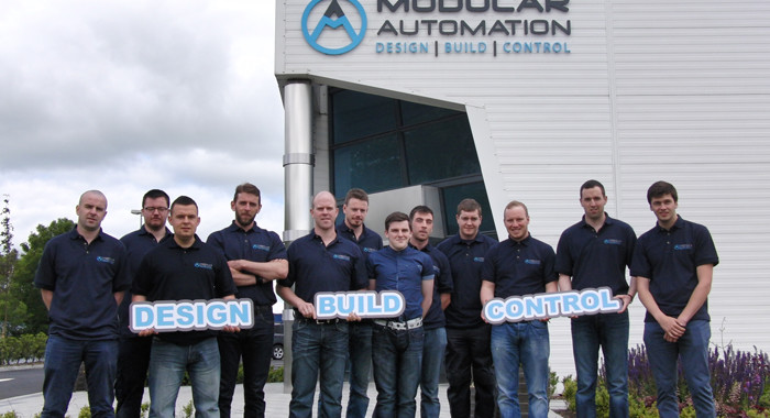 MODULAR AUTOMATION INCREASING HEADCOUNT AS PART OF EXPANSION