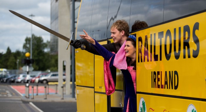 Tourism Boost expected as New Rail Tours Launched from Shannon Airport