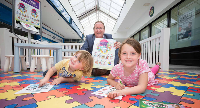 SkyCourt Shopping Centre Launches Free Summer Kids Club