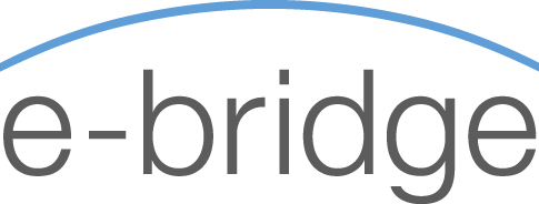 e-bridge logo large