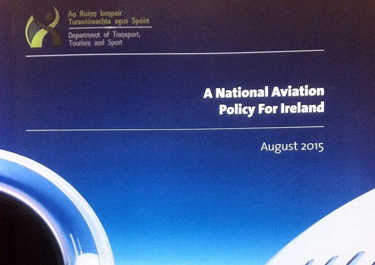 National Aviation Policy Acknowledges Shannon's Contribution to Sector