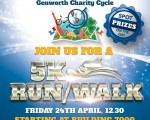 Genworth Organise 5K Run/Walk in aid of Clare Cruseaders