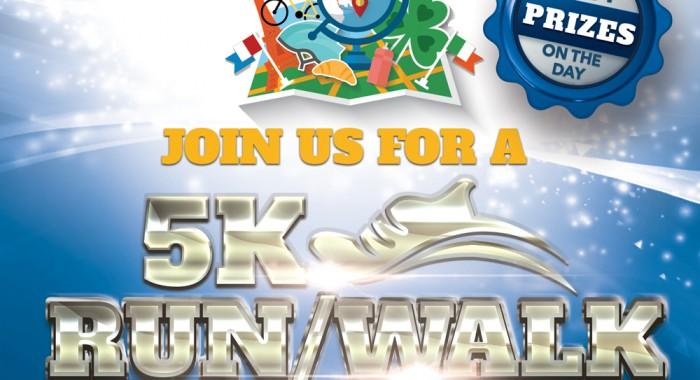 Genworth Organise 5K Run/Walk in aid of Clare Cruseaders