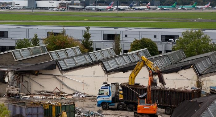 €21 million, phase-one redevelopment programme to create cutting-edge facilities at Shannon Free Zone