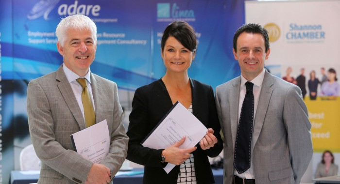 Changes Emanating from Workplace Relations Act Outlined at Shannon Chamber Seminar