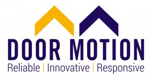 Door Motion logo