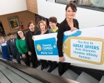 Over 35 Companies Sign Up to Shannon Chamber's Affinity Card Programme