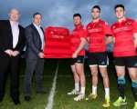 Shannon Company, CelgenTek to sponsor Munster Rugby Team in Bank of Ireland's Sponsor for a Day Competition