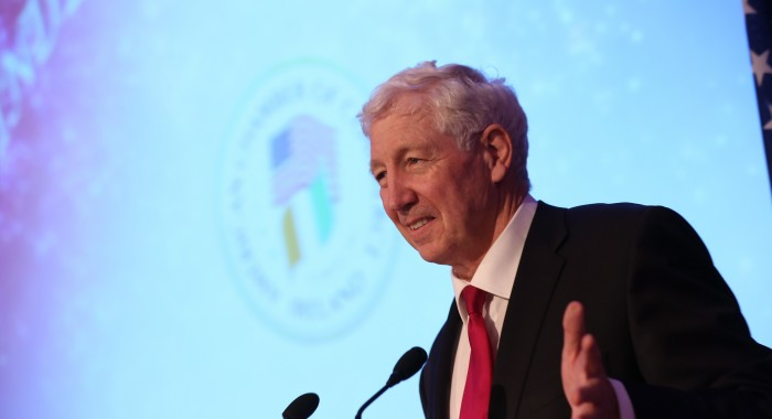 People with strong networks live longer, earn more and are happy…Kingsley Aikins, addressing Shannon Chamber Skillnet Webinar