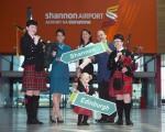 New Aer Lingus Regional Shannon Edinburgh route takes off