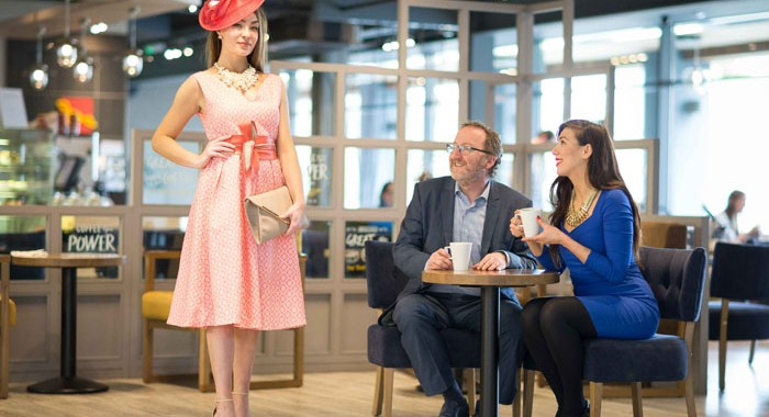 Shoppers Invited to Mix Coffee with Style at SkyCourt Shopping Centre