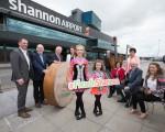 Fleadh Cheoil na hÉireannInis 2016 lifts-off as Shannon Airport comes on board as main sponsor