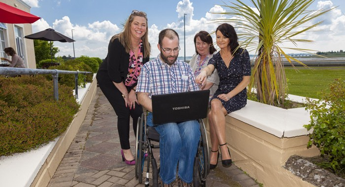 COMPANIES IN CLARE AND LIMERICK EMBRACE DISABILITY CONFIDENCE CONCEPT