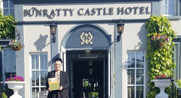 Bunratty Castle Hotel Appoints A New Corporate Sales Executive