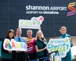 Shannon Airport & Aer Lingus saddle up for Charity Cycle