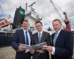Shannon Foynes Port Company facilitates €7.6bn trade in one year – independent Economic Impact Assessment reveals