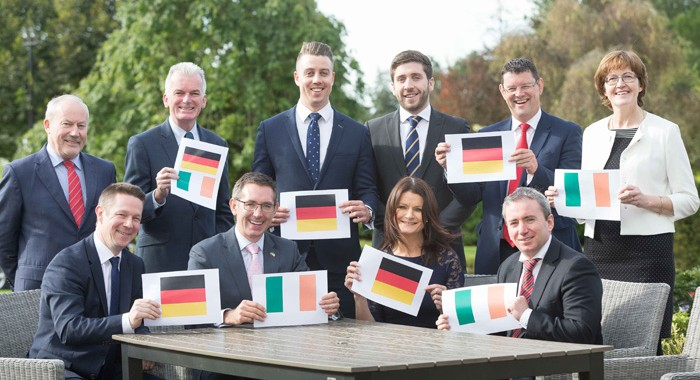 Germany - a Land of Opportunity for Irish Companies…Shannon Chamber Seminar Hears