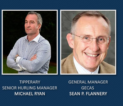 Inspirational Leaders from the Worlds of Sport and Business to take Centre Stage at Shannon Chamber's Annual President's Lunch