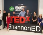 TEDx puts Shannon and the new Atlantic Aviation Institute on the Map