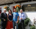 Shannon Chamber Member Gallagher's of Bunratty are 'At Your Service'