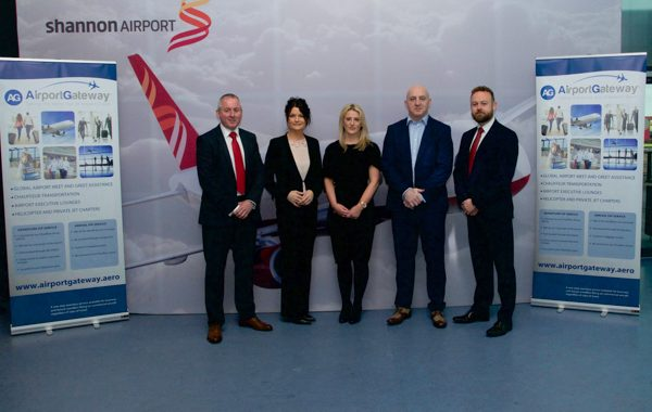 AirportGateway® Launches at Shannon Airport