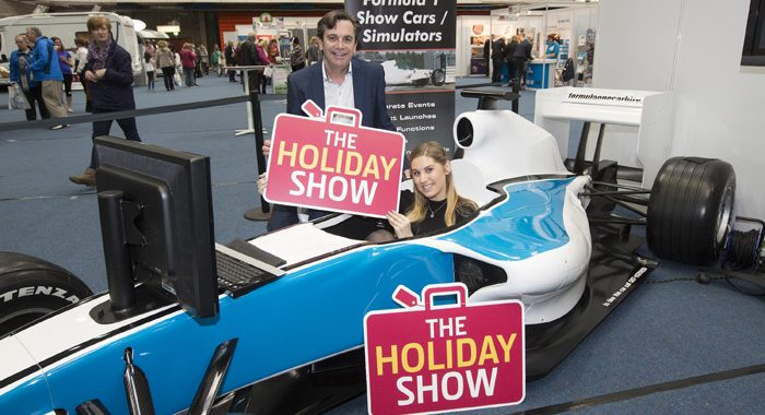 Biggest year for over a decade for breaks as thousands attend Holiday Show