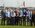 Huge achievement and future potential of Shannon Estuary illustrated brilliantly by students from local counties