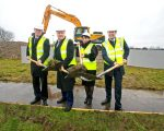 Shannon Group starts work on €10m high spec office block to facilitate  major inward investment and employment