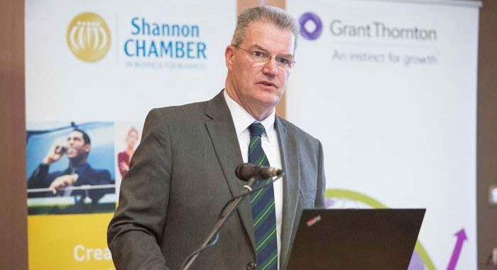 Fraud Knows No Boundaries and is a Real Threat for Business … Shannon Chamber Seminar hears