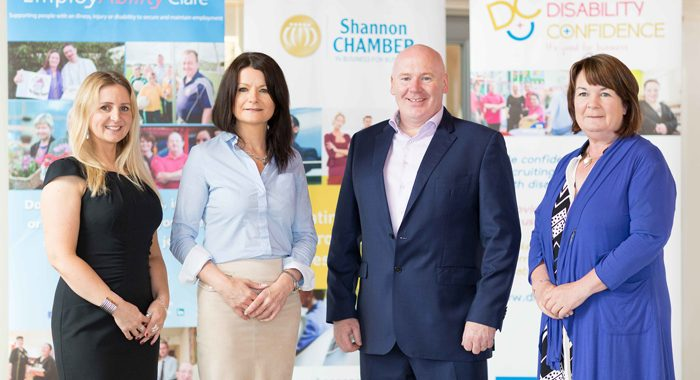 Dyslexia Can be Positive for Business…Shannon Chamber Seminar hears