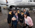 Lufthansa launches first scheduled service from Shannon as Frankfurt flights begin