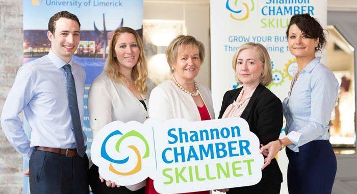 Shannon Chamber Skillnet Responds to Demand for Management Training