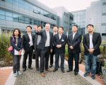 Chinese Delegation Visits Entry Point North Ireland (EPNI) in Shannon