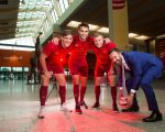 Munster Rugby's new season boost from Shannon Airport