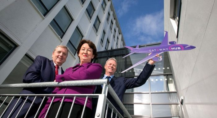 Entrepreneurs to get best possible start as historic Shannon building gets new 'Gateway Hub'