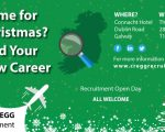 Home for Christmas? Find your New Career
