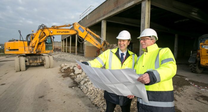 Shannon Commercial Properties to accelerate Phase 1 €40m investment programme in 2018