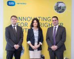 Shannon Chamber members briefed on infrastructure developments and smart technologies being introduced by ESB Networks