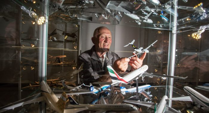 World's largest collection of model aircraft goes on permanent display in Shannon