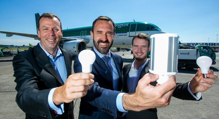 ESB partnership with Shannon Airport to transform Shannon Airport to a low carbon green campus