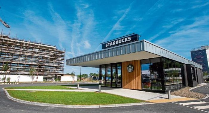 Starbucks adds to Shannon's appeal