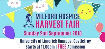 Upcoming Milford Hospice Harvest Fair a great family day out
