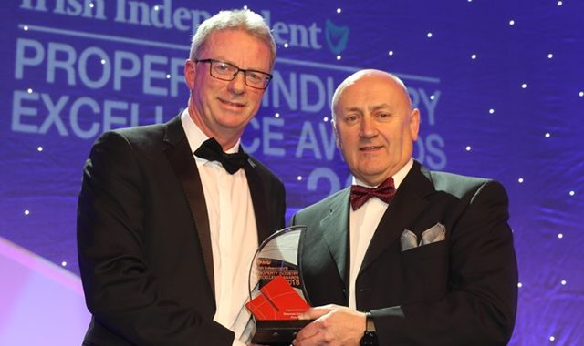 Shannon Commercial Properties claims major industry award for 'Regional Excellence' in property development