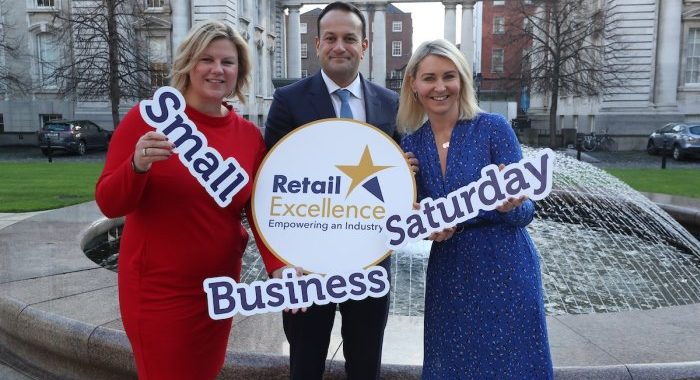 An Taoiseach and Retail Excellence get vocal about supporting local