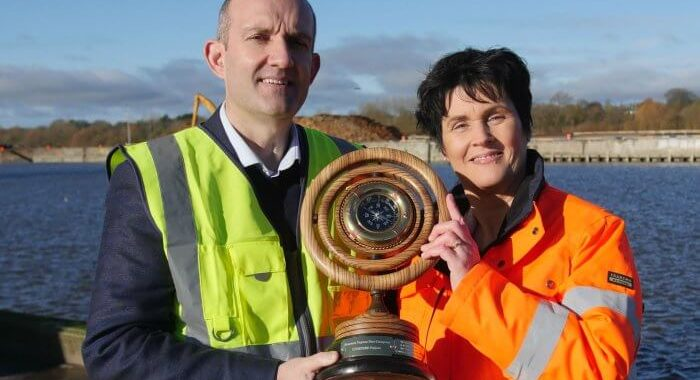 Five Limerick and Kerry schools vying for Shannon Foynes Port Company 'COMPASS' competition