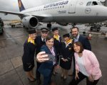 Shannon Airport welcomes Lufthansa's doubling of capacity on Frankfurt service