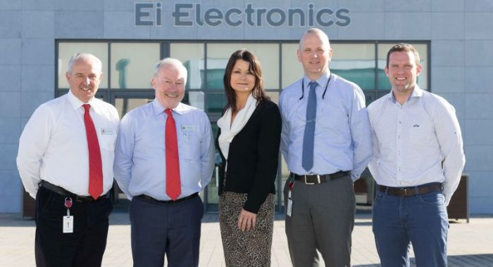 Increased productivity at Ei Electronics derived from introducing lean principles